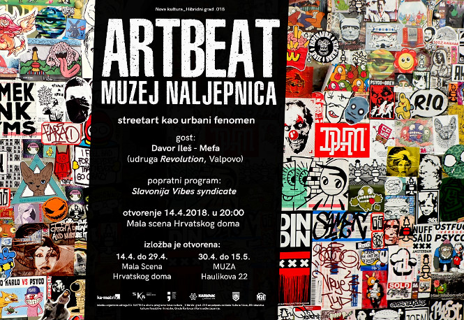 arbeat sticker